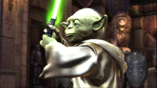 Soul Calibur IV Story Mode Yoda