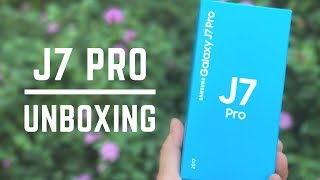 Samsung Galaxy J7 Pro 2017 Unboxing & First Impressions