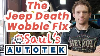 We Can FIX The Jeep Death Wobble In Denver And Englewood Colorado Lifetime  Guarantee
