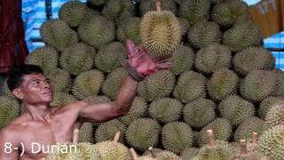 Dünyanın En İlginç 10 Meyvesi #5