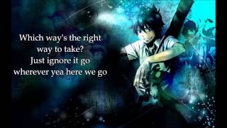 Repeat youtube video NateWantsToBattle - Blue Exorcist- Core Pride (HD w/Lyrics)