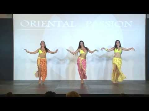 Group Halima - 1st place at OPF 2014