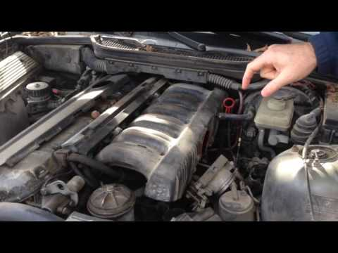 Easy Bmw M50 S50 Intake Manifold Removal And M50 To M52 Manifold