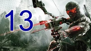 "Crysis 3 Walkthrough - part 13 let's play gameplay HD PS3 XBOX PC ""Crysis 3 walkthrough part 1"""