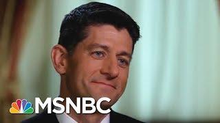 House Speaker Paul Ryan Responds To Steve Bannon's Attacks (Full) | Kasie DC | MSNBC