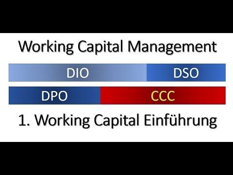 Working Capital Magement 1 - Einführung