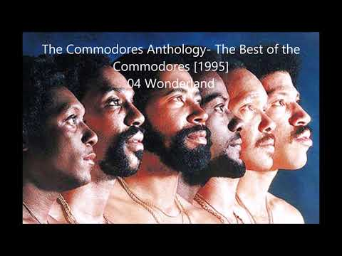 The Best of the Commodores 04 Wonderland mp3