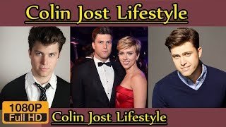 Colin Jost Biography ❤ life story ❤ lifestyle ❤ wife ❤ family ❤ house ❤ age ❤ net worth,