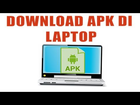 Cara Download Aplikasi Android Di Laptop / PC Komputer MUDAH