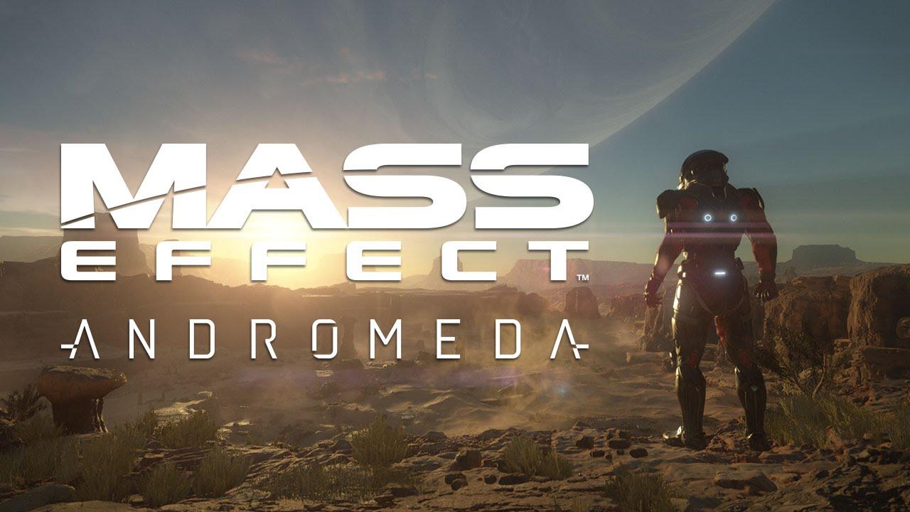 Mass Effect: Andromeda – Official E3 2015 Trailer