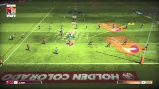 Rugby League Live 3 | Broncos v Tigers