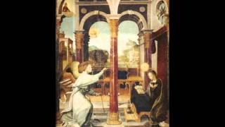 Ave Maria (Zamfir/Schubert) - Paintings: Annuntiation (Buna Vestire)