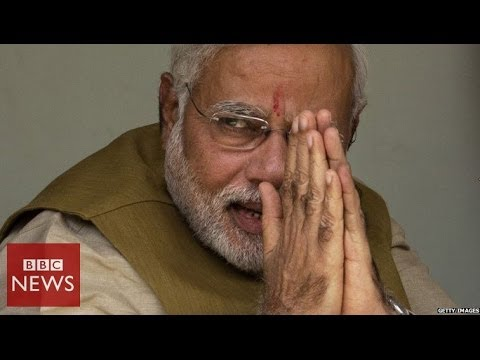 Who is India's leader Narendra Modi? BBC News