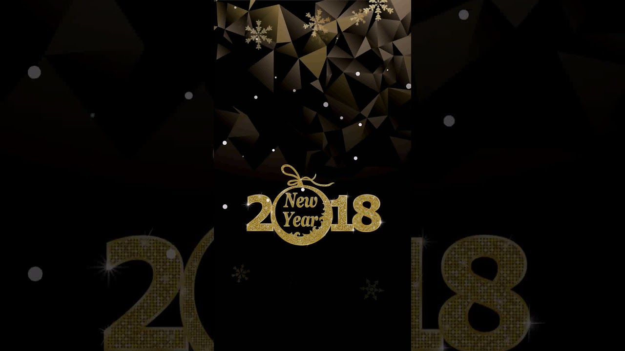 samsung theme live wallpaperhappy new year 2018