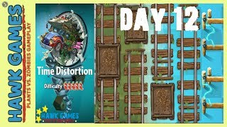 Plants vs. Zombies 2 - Time Disortion World - Day 12 (Not OK Corral)