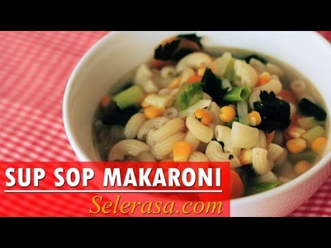 Resep Makaroni Schotel Kukus No Ribet Bahan Sederhana