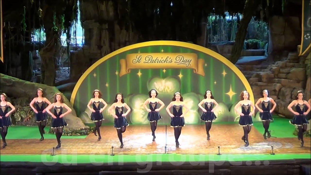 Sarah Clark Academy - danse irlandaise - YouTube