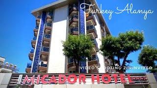 KLEOPATRA MICADOR HOTEL 4* Alanya Алания Отели Турции hotel in Turkey Türkiye'deki Oteller