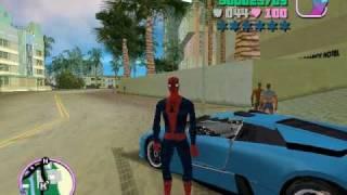 GTA VICE CITY - VENON & SPIDERMAN