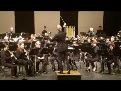 Portland State University Concert Band 12/1/16 Pt.1