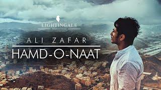 Cover images Ali Zafar I Hamd-o-Naat I New Hamd & Naat Of Ramzan 2019/1440 From Ali Zafar