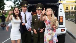 Прокат джипов Хаммер Н2 на свадьбу в Минске, выпускной, день рождения в Минске