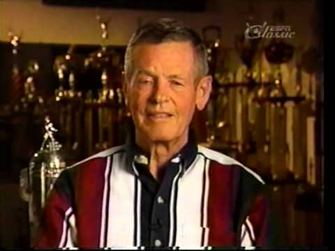 """1981 Indy 500 - """"Big Ticket"""" Interview with Bobby Unser & Mario Andretti"""