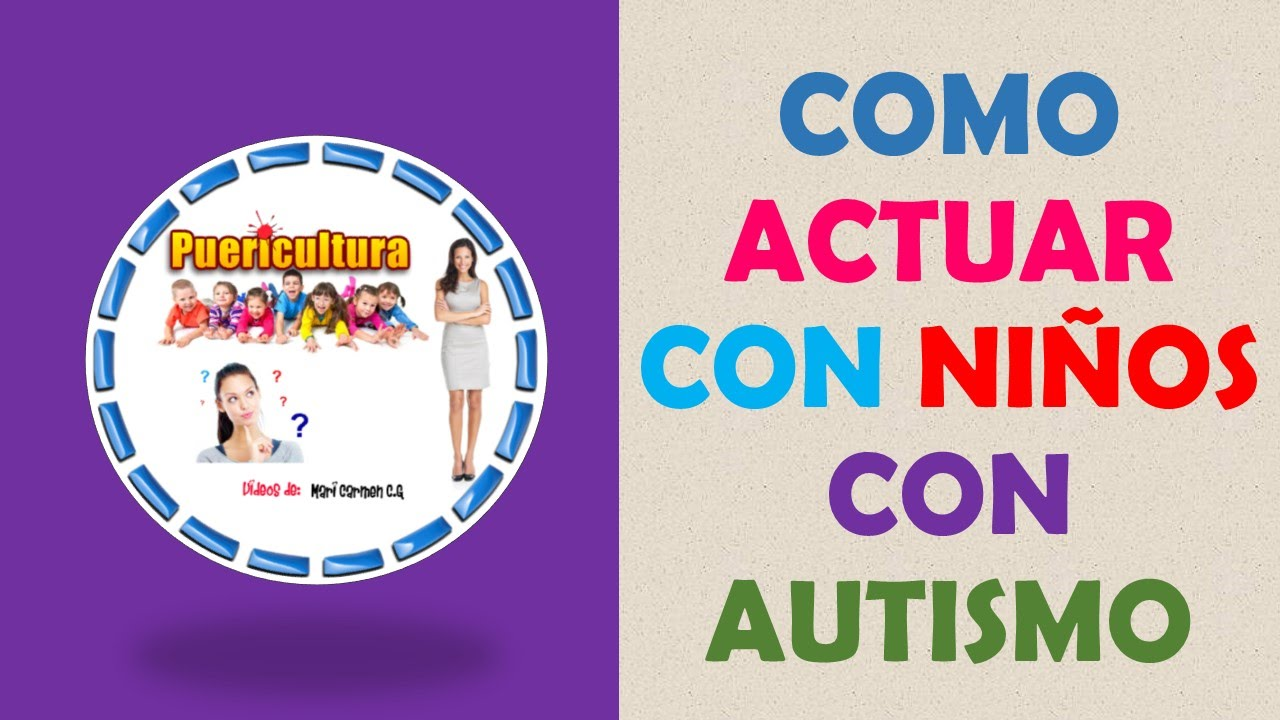 Educacion Infantil Recursos Autismo Infantil Ninos Autistas 3