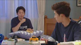 [Make a woman cry] 여자를 울려 40회- Song Chang-eui&Han-jongyeong be tender father and son 20150830