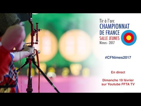 Championnat de France Jeunes Tir en salle - Nîmes