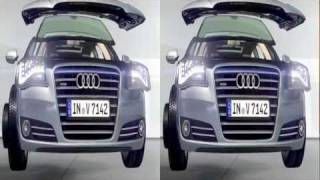 Audi A8L 3D TV Commercial in full 1080p HD (Download instructions included)