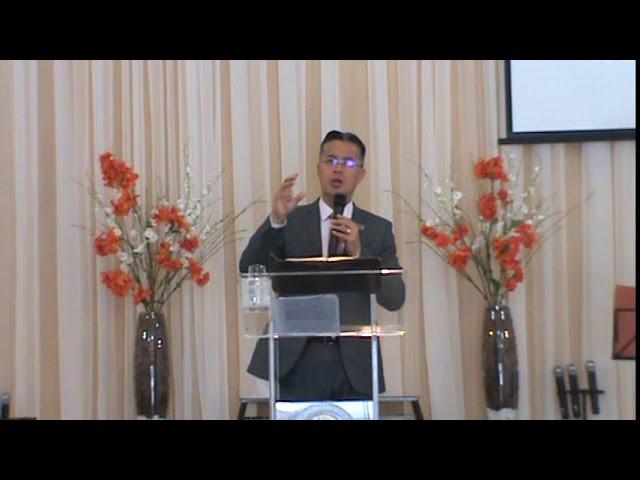 O Senhor fala e revela a visão   Parte I