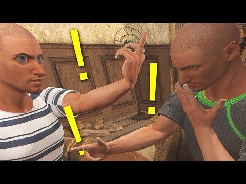 O JOGO QUE ME DEIXOU SEM AR (de tanto rir) | Hand Simulator