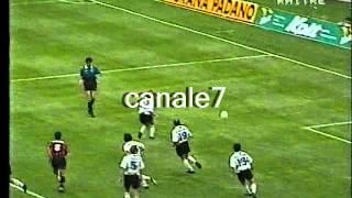 Foggia-Cesena 1-0 - 19/05/1996 - Campionato Serie B 1995/'96 - 16.a giornata di ritorno