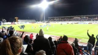 Niort-Metz Fin de match UC79