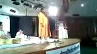 Jo afzal ka paksha ley rahe  unko bhi latko do..Poet Dr Sunil Jogi reading poem
