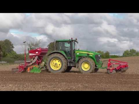 Ploughing & Sowing William O'Connell Agri Contractors