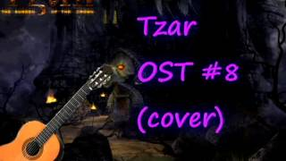Tzar the Burden of the Crown Soundtrack #8 (cover)
