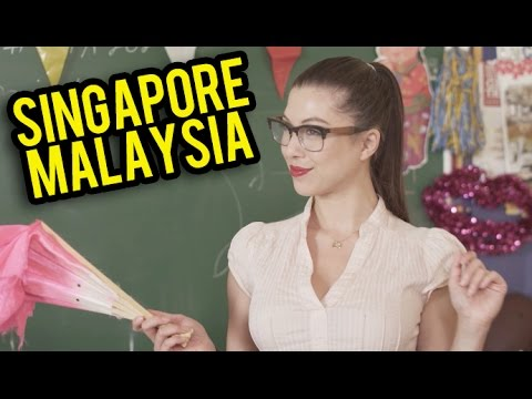 Singapore & Malaysia (MUSIC VIDEO) - Fung Bros