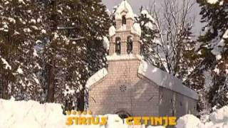 Snijeg 3 - Cetinje // HD digital video SIRIUS - CETINJE // Tel. +38269177775 //