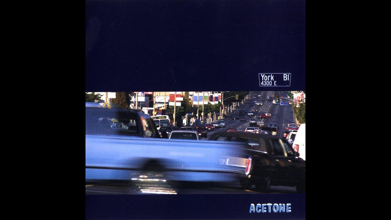 acetone york blvd full album youtube