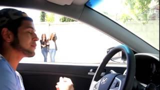 Правильный подкат (рэпчик прямо из машины или как познакомиться с девушками)
