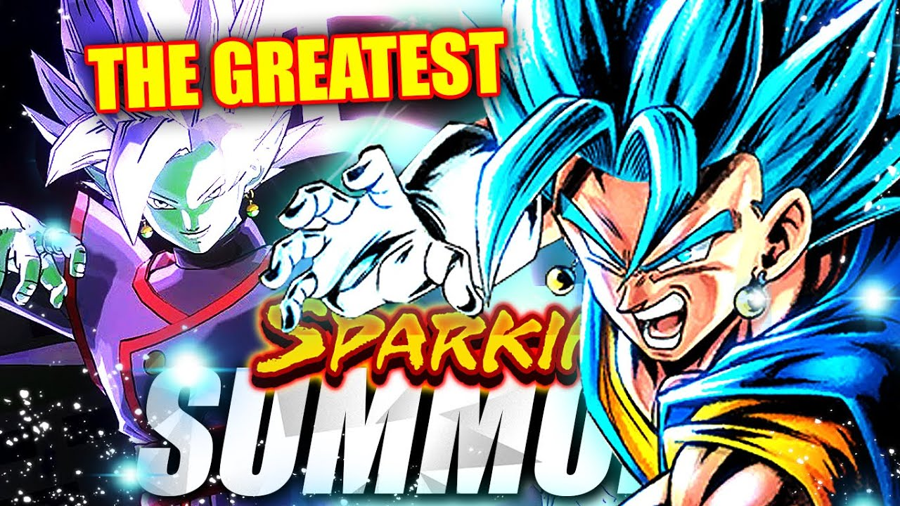 WORLDS GREATEST SUMMONS EVER! (Vegito Blue Anniversary SUMMONS!) Dragon Ball Legends