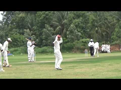 Cambridge Cricket Club Vs Jawahars Sports Club(2) - Cambridge Cricket Club 1st Innings