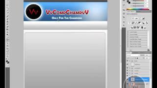 Comment Créer Un Site web Mise en page Dans Adobe Photoshop