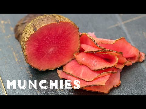 How to Make Radish Prosciutto with Will Horowitz