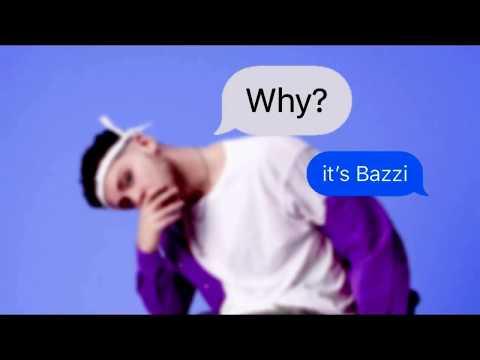 Bazzi - Why? (LYRICS)