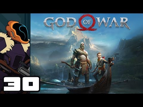 Let's Play God of War [2018] - PS4 Gameplay Part 30 - The Elephant In The Room