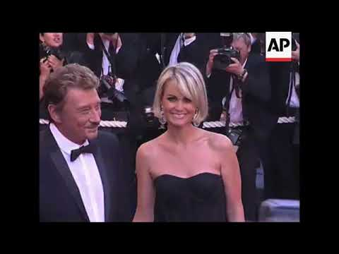 French rock star Johnny Hallyday has died at 74