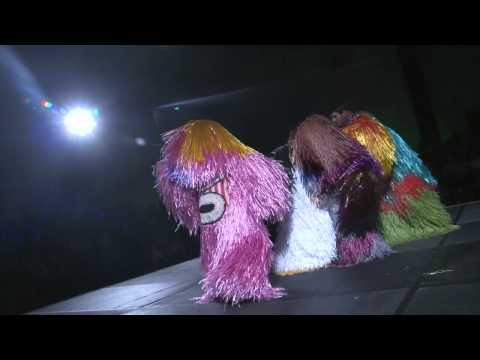 Nick Cave Soundsuits Performance at Denver Art Museum (Full Length)